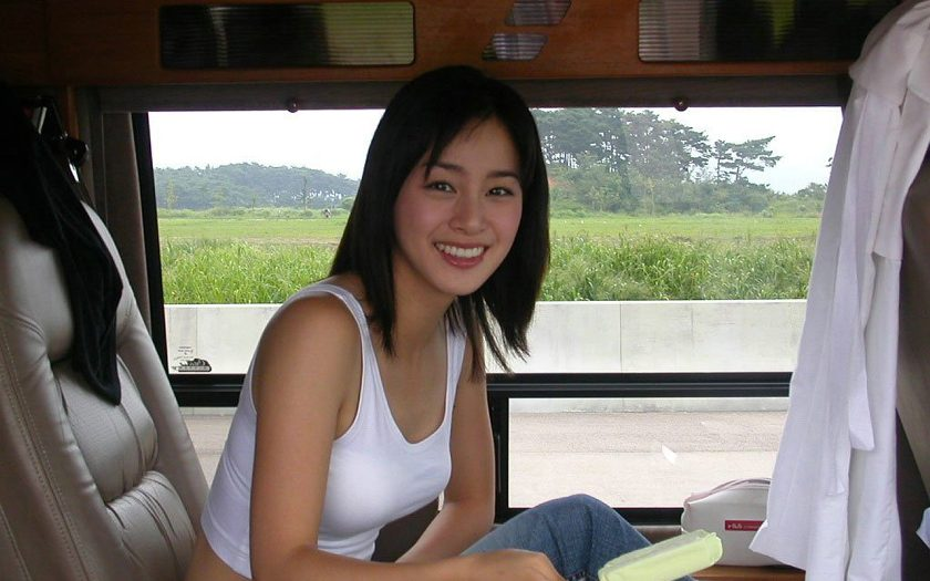 韩第一天然美女金泰希